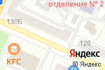 Схема проезда до компании Альфа-банк в Барнауле