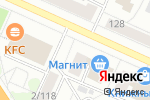Схема проезда до компании iHelp в Барнауле