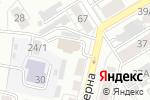 Схема проезда до компании Профессиональные решения в Барнауле