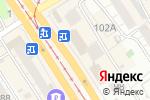 Схема проезда до компании FastMoney в Барнауле