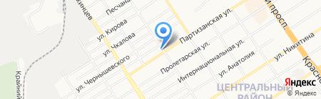 Азбука веры воскресная школа на карте Барнаула