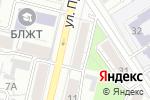Схема проезда до компании Пункт выдачи детского питания в Барнауле