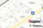 Схема проезда до компании Азбука веры в Барнауле