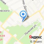 Ивашка на карте Барнаула