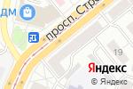 Схема проезда до компании Hikosen Cara в Барнауле