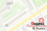 Схема проезда до компании Алтай-Мастер в Барнауле
