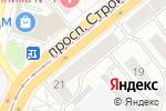 Схема проезда до компании Пеплос в Барнауле