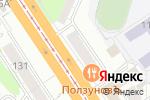 Схема проезда до компании Семь Дней в Барнауле