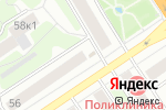 Схема проезда до компании Ломбард 999 в Барнауле
