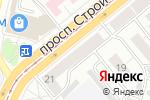 Схема проезда до компании Панинтер в Барнауле