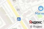 Схема проезда до компании АЖИК в Барнауле