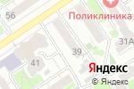 Схема проезда до компании Алтай-гид в Барнауле
