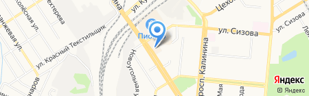 ФотоПринт на карте Барнаула