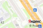 Схема проезда до компании Спортмастер в Барнауле