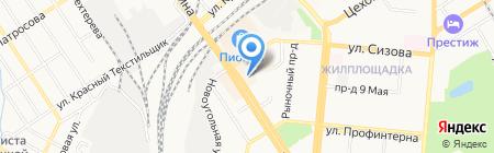 Хорошая аптека на карте Барнаула