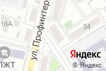 Схема проезда до компании Дельта в Барнауле