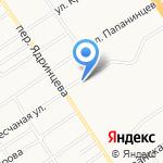 Центр Инженерных Технологий на карте Барнаула