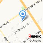 АвтоЭлит на карте Барнаула