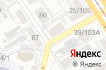 Схема проезда до компании Лунный свет в Барнауле