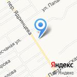 АЖИК на карте Барнаула