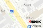 Схема проезда до компании УАЗ-АГАС в Барнауле