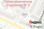 Схема проезда до компании Открытие Брокер в Барнауле