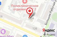 Схема проезда до компании ШенЛи в Барнауле