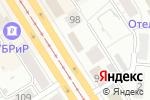 Схема проезда до компании Сбербанк, ПАО в Барнауле