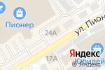 Схема проезда до компании Государственная инспекция труда в Алтайском крае в Барнауле