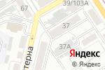Схема проезда до компании Детский сад №92 в Барнауле