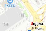 Схема проезда до компании Алтайская академия экономики и права в Барнауле
