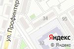 Схема проезда до компании Наши Малыши в Барнауле