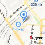 Мото-Мир на карте Барнаула