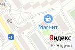 Схема проезда до компании Центр финансово-правовых услуг в Барнауле