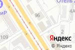 Схема проезда до компании Салон Новобрачных в Барнауле