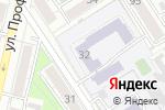 Схема проезда до компании Средняя общеобразовательная школа №103 в Барнауле