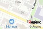 Схема проезда до компании Ае-Вит в Барнауле
