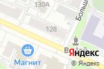 Схема проезда до компании Анна в Барнауле