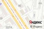 Схема проезда до компании Светолок в Барнауле