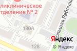 Схема проезда до компании Дана-Дент в Барнауле