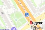 Схема проезда до компании Лига-Пресс в Барнауле