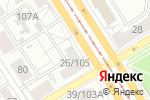 Схема проезда до компании Гриль-бар в Барнауле