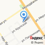 Alex Coffee на карте Барнаула