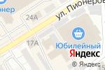 Схема проезда до компании Салон нижнего белья в Барнауле