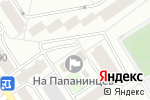 Схема проезда до компании Вечерний Барнаул в Барнауле