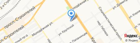 Пивной бутик на карте Барнаула