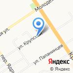Alexandr and Katrin на карте Барнаула