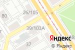 Схема проезда до компании Платежный терминал, Совкомбанк, ПАО в Барнауле
