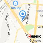 Всё о ДТП на карте Барнаула