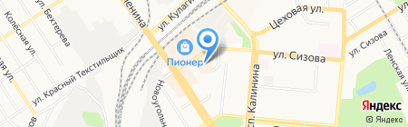 Roman`S на карте Барнаула